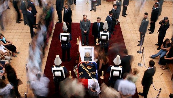Muere Augusto Pinochet