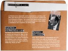 Luis Echeverria Expediente