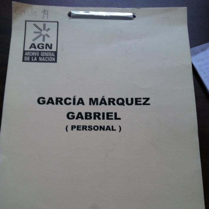 Gabriel García Márquez (Personal)