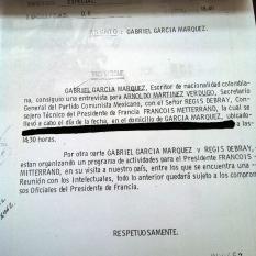 Cuando la DFS espió a Gabriel García Márquez